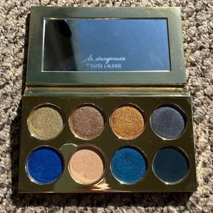 Estée Lauder Blue Dahlia Eyeshadow Palette
